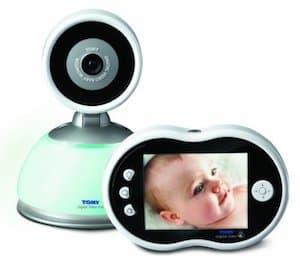 veilleuse lumineuse avec babyphone